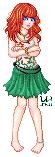 """Lilian Rose, a """"Mulher Planta"""""""